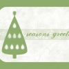 Christmas-Tag-Green